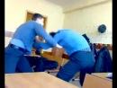 В аудитории школы милиции